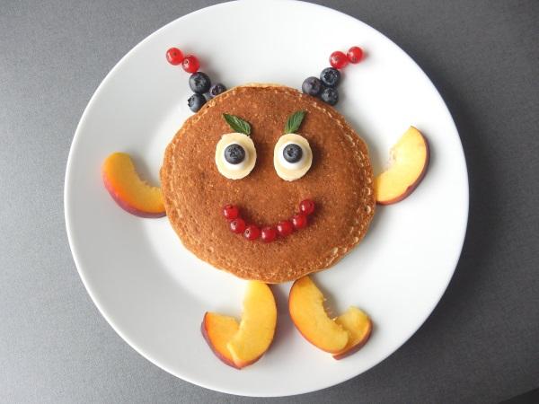 Dětská jídla a přesnídávky