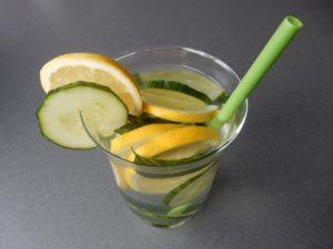 Osvěžující letní nápoj